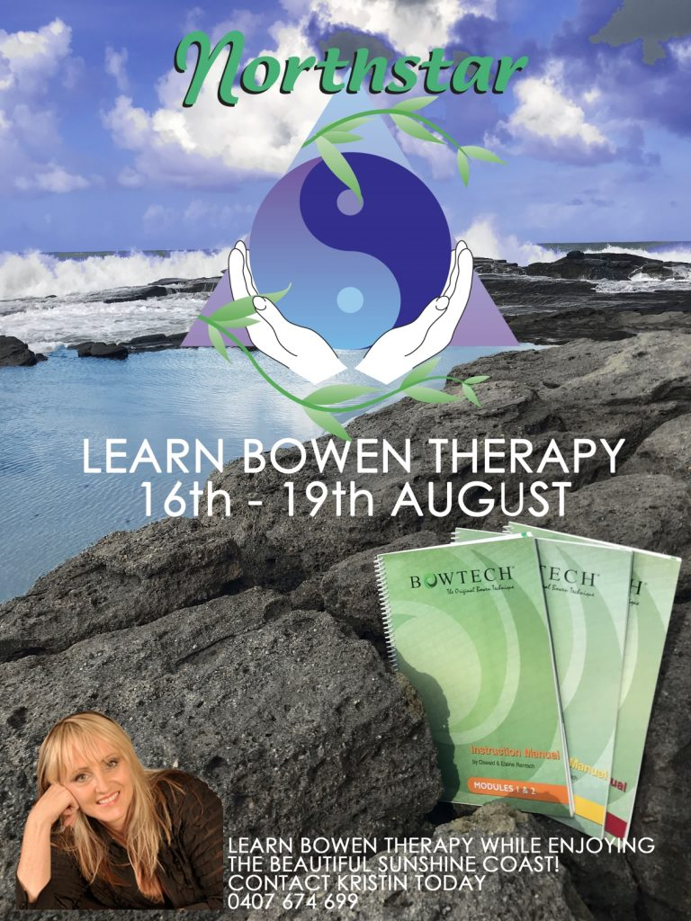 learn bowen therapy training