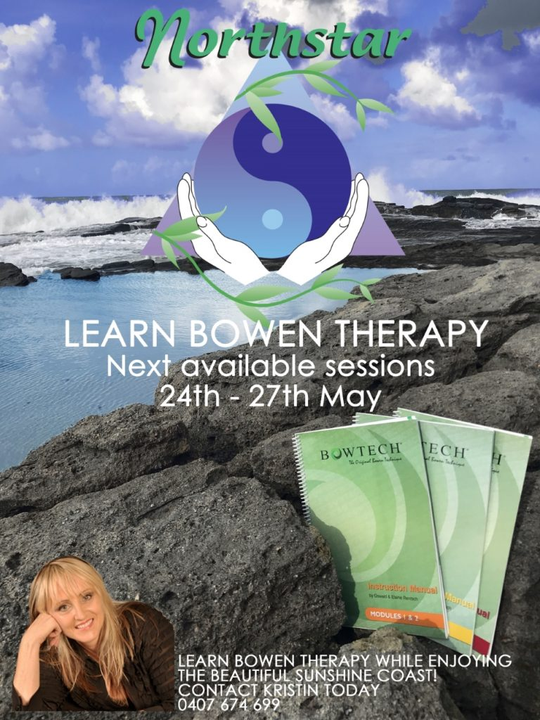Bowen Therapy Training Sunshine Coast Maroochydore
